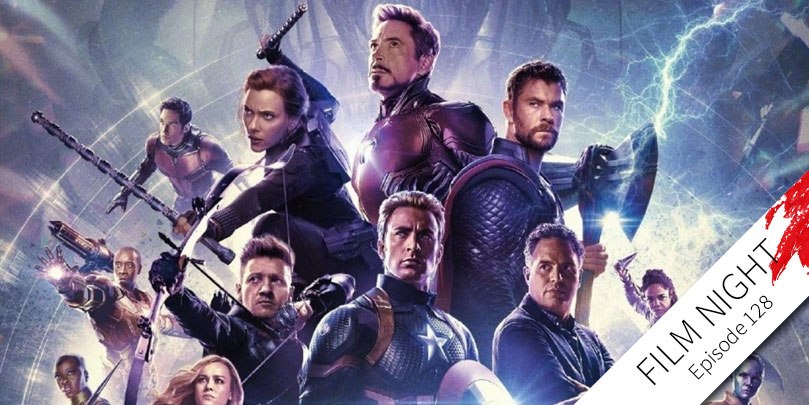 Robert Downey Jr. stars in Avengers: Endgame
