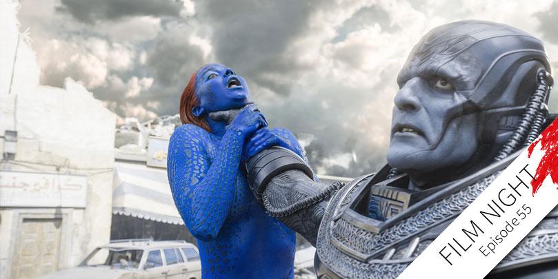 Oscar Isaac stars in X-men: Apocalypse